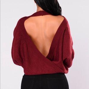 Anne Marie sweater top